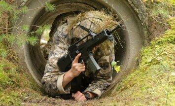 Latvijā un Lietuvā ir ātrāk augošais militārais budžets pasaulē, izskaitļo analītiķi