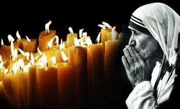 'Rīgas festivālā' notiks koncerts 'Mātes Terēzes lūgšana'