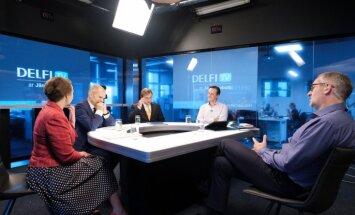 'Par ko balsot?' Iztrūkst ekonomikas vīzijas – diskusija par tautsaimniecību
