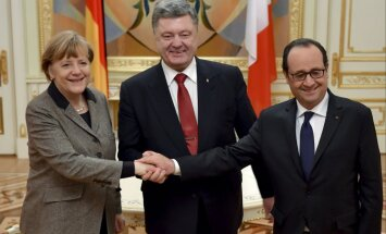 Prezidenti Ukraina, Vacija, Francija