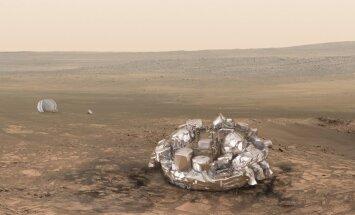 ESA: Zonde TGO, visticamāk, veiksmīgi ielidojusi Marsa orbītā