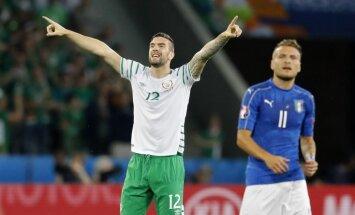 ВИДЕО ФОТО: Ирландцы забивают Италии в последний момент и остаются, шведы и турки едут домой