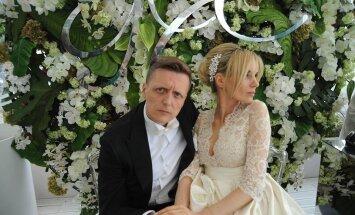 Foto: Ieskats Edgara Jaunupa un viņa Katrīnas kāzās