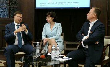 Eiropas Savienība – Latvijas iespējas un ierobežojumi. Video tiešraide
