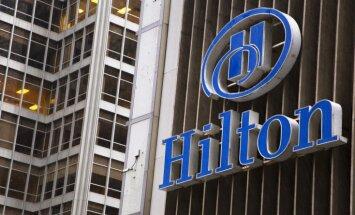 'Hilton' būvēs viesnīcu Rīgā