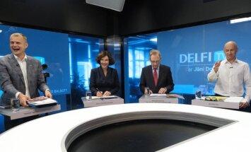 Огонь по беженцам, интеграция через снос памятника и супермен Борданс: 10 самых ярких цитат политиков на Delfi TV