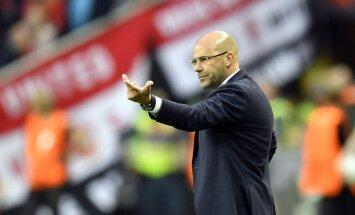 Boss atstājis Amsterdamas 'Ajax' un kļūst par Dortmundes 'Borussia' galveno treneri