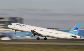 'Metrojet' nedienas: Pēterburgas lidlaukā avarē lidmašīna uz Šarm eš Šeihu