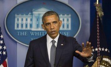 Obama: Putinam jāpiespiež separātistus palīdzēt lidmašīnas avārijas izmeklētājiem