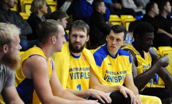 'Ventspils' basketbolisti uzvar 'Liepāja/Triobet' un turpina LBL sezonu bez zaudējumiem