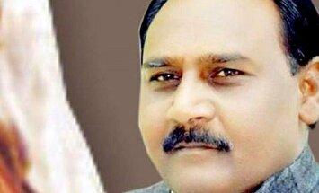 Indijas laimes ministru meklē slepkavības lietā