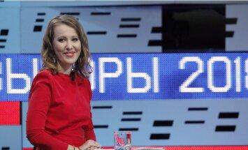 ФОТО: Не беременна. Ксения Собчак положила конец слухам