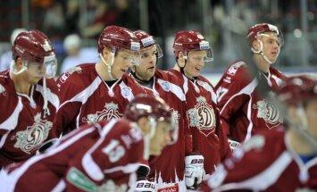 Rīgas 'Dinamo' aizvada regulārā čempionāta pēdējo spēli savā laukumā