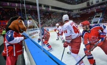 Alexander Popov, CSKA - Jokerit