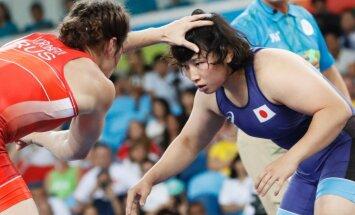 Японки выиграли три золота в борьбе, у США — 93 медали, у России — 41