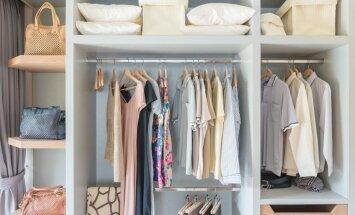 Что лучше - гардеробная или шкаф-купе?