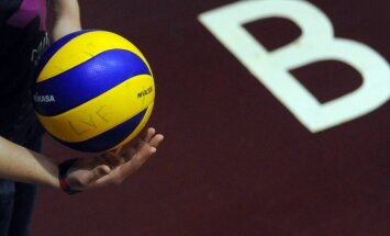 'Jelgava'/LU volejbolistes piecu setu cīņā zaudē Baltijas līgas bronzas mačā