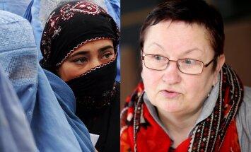 Reliģijas brīvība vai musulmaņu invāzija – ko gaidīt no nikābu lieguma Latvijā