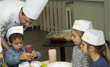 Pavāri iesaka, kā bērnam iemācīt ēst veselīgi