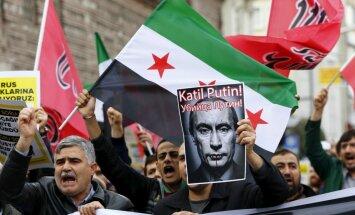 Krievija no janvāra apturēs bezvīzu režīmu ar Turciju