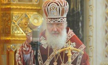 Latvija joprojām nav saņēmusi vēstuli no Krievijas par patriarha Kirila vizītes pārcelšanu