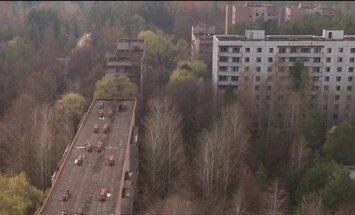 Video: Černobiļa 31 gadu pēc traģēdijas