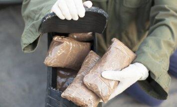 Latvija joprojām narkotiku tranzītvalsts; 'spaisu' vielas ceļo no Ķīnas, Indijas un ES