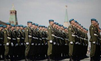 Krievu desantnieku vienībām piešķir gvardes nosaukumu par nezināmiem varoņdarbiem
