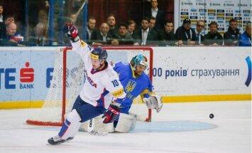 Ukrainā diskvalificēti spēli pārdevušie hokejisti
