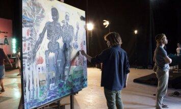 Pirmo reizi Latvijā būs laikmetīgajai mākslai veltīts realitātes šovs
