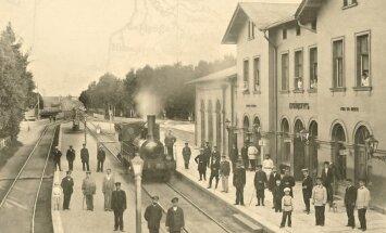 Ar īpašiem pasākumiem atzīmēs 155. gadadienu, kopš Latvijā atklāta pirmā dzelzceļa līnija