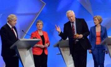 """В Лондоне прошли """"Большие дебаты"""" о членстве в ЕС"""