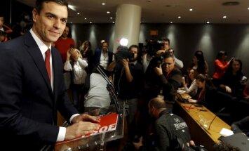 Spānijas karalis valdības veidošanu uztic sociālistu līderim