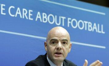 Президент ФИФА ратует за расширение ЧМ до 48 команд и 16 групп