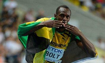 Bolts iekļauts Jamaikas olimpiskajā izlasē