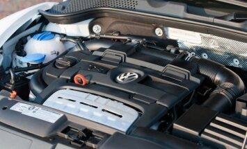 'Volkswagen' dzinējus ražos arī Krievijā