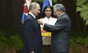 Putins cenšas nostiprināt Maskavas ietekmi Latīņamerikā