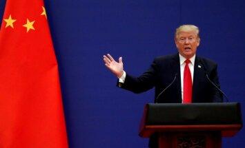 Tirdzniecības karš eskalējas: ASV nosaka 10% tarifu Ķīnas precēm 200 miljardu dolāru vērtībā