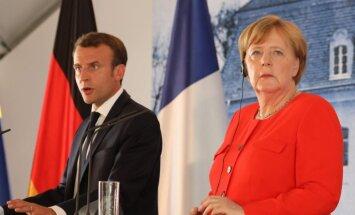 Eiropa pēc 'Brexit': Latvija pievienojas Nīderlandes protestam pret eirozonas budžetu
