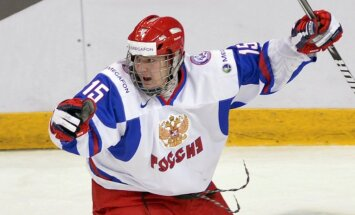 Maskavas 'Dinamo' par 10 miljoniem dolāru pērk 'Traktor' uzbrucēju