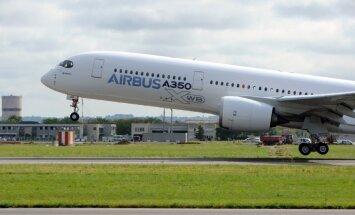 Aizdomās par korupciju Lielbritānijā sāk izmeklēšanu pret aviobūves milzi 'Airbus'