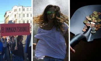 5 августа. Критика пикета против беженцев, долгожданная жара и отголоски санкций