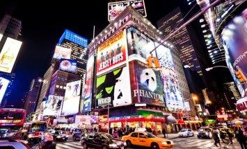 Oktobra vidū Ņujorkā norisināsies pirmais Baltijas valstu filmu festivāls