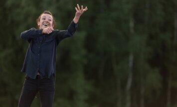 Horeogrāfe rada izrādi par iedomātu tikšanos ar izcilo diriģentu Nelsonu