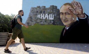 Ukrainas valstsvīrs: Krima bija zaudēta jau pirms kara ar Krieviju