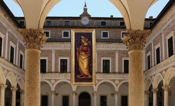 Rīgā būs skatāma Rafaēla glezna 'Svētā Katrīna no Aleksandrijas'