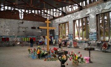 Kaukāza gūstekne Beslana: latvietis apmeklē skolu, kur pirms 12 gadiem trīs dienas ilga ķīlnieku krīze
