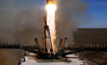 NASA plāno izmantot Krievijas 'Sojuz', neskatoties uz raķetes avāriju