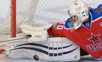 Noteikti KHL jaunās sezonas pirmā mēneša labākie spēlētāji
