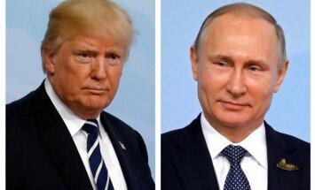 NBC: Трамп не хотел поставлять оружие на Украину, чтобы не провоцировать Путина